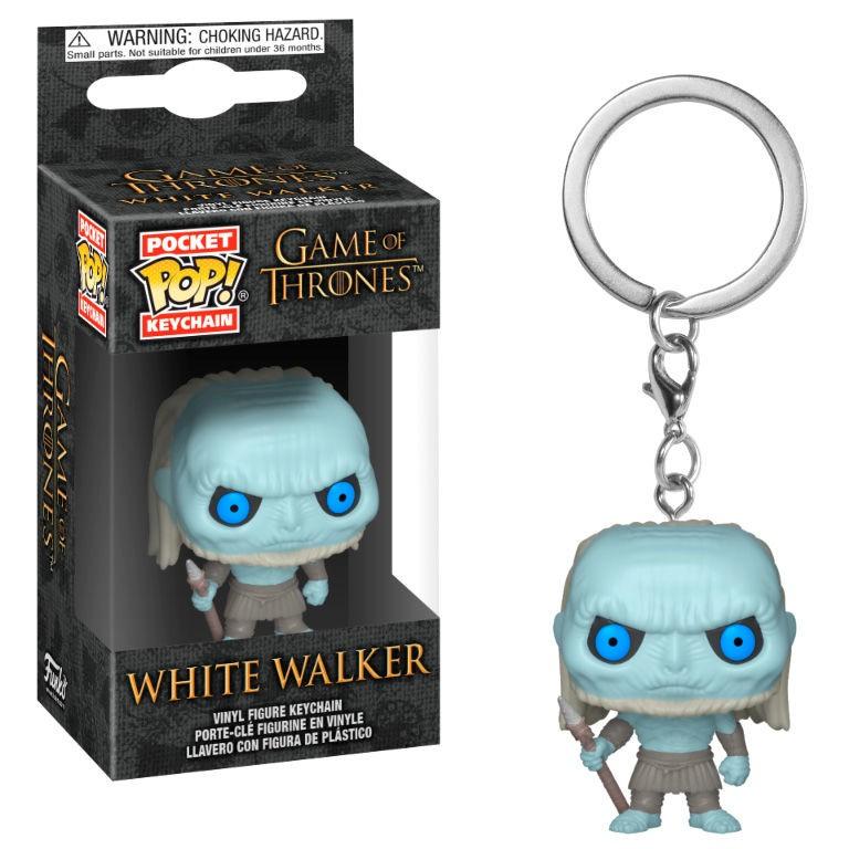 Game of Thrones-Klíčenka -White Walker