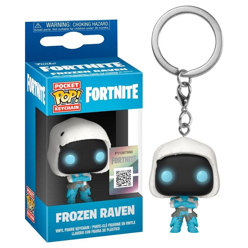 Fortnite - Klíčenka - Frozen Raven