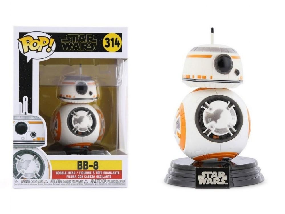 Funko POP! Star Wars Rise of Skywalker BB-8