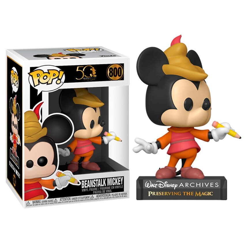 Funko POP!Disney Archives Beanstalk Mickey
