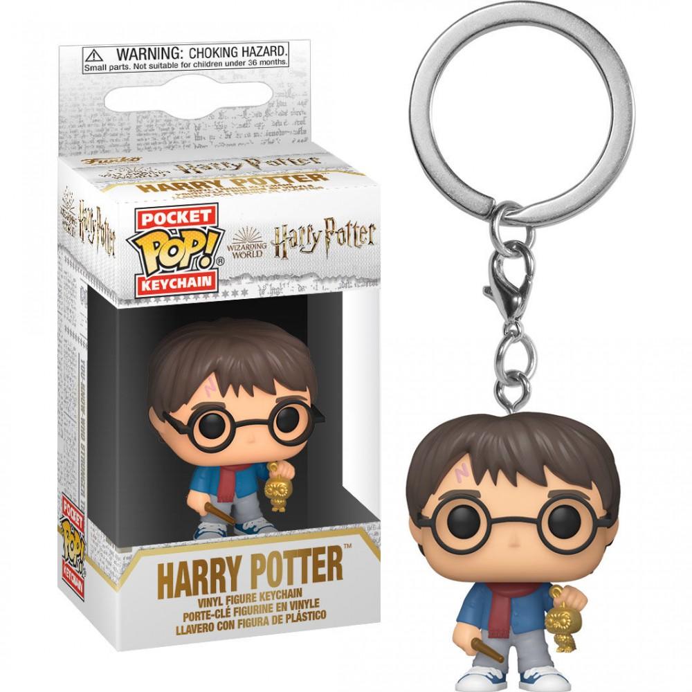 KLíčenka-Harry Potter Holiday Harry