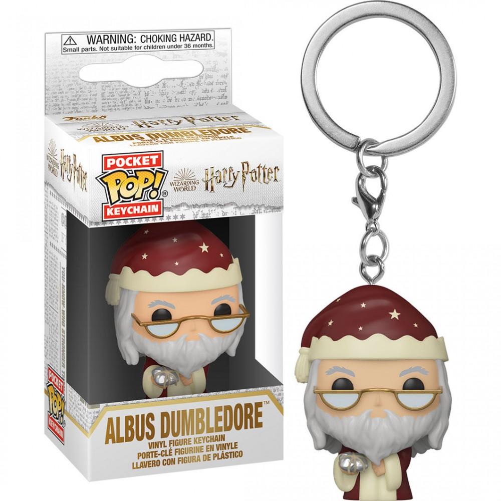 Klíčenka-Harry Potter Holiday Dumbledore