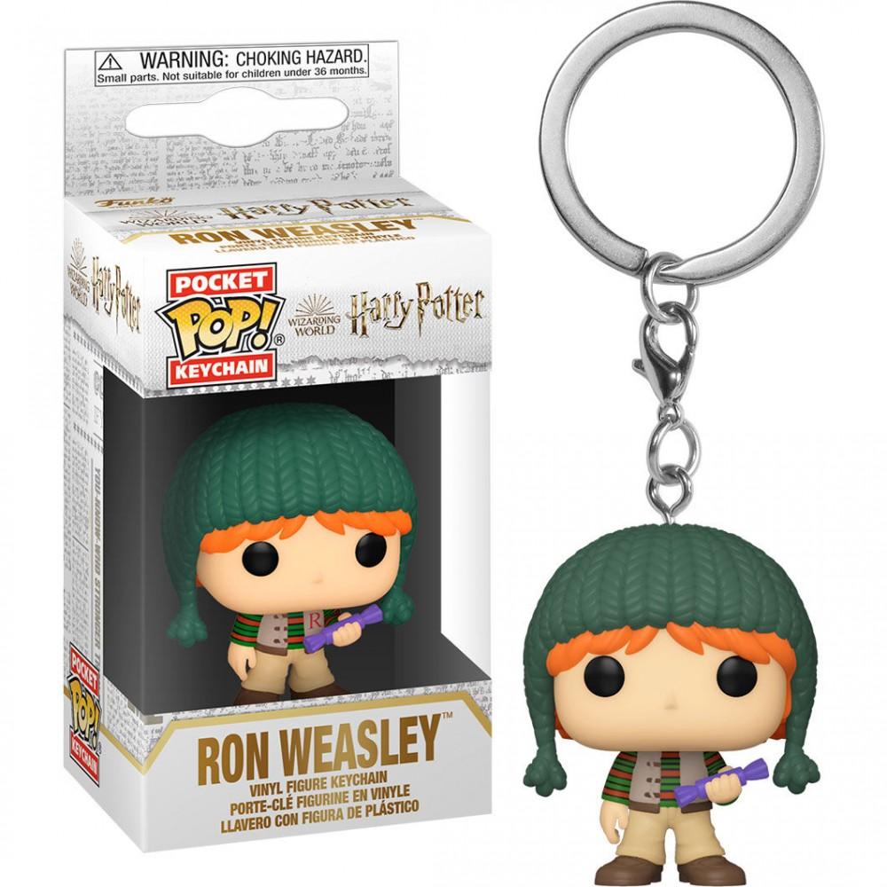 Klíčenka-Harry Potter Holiday Ron