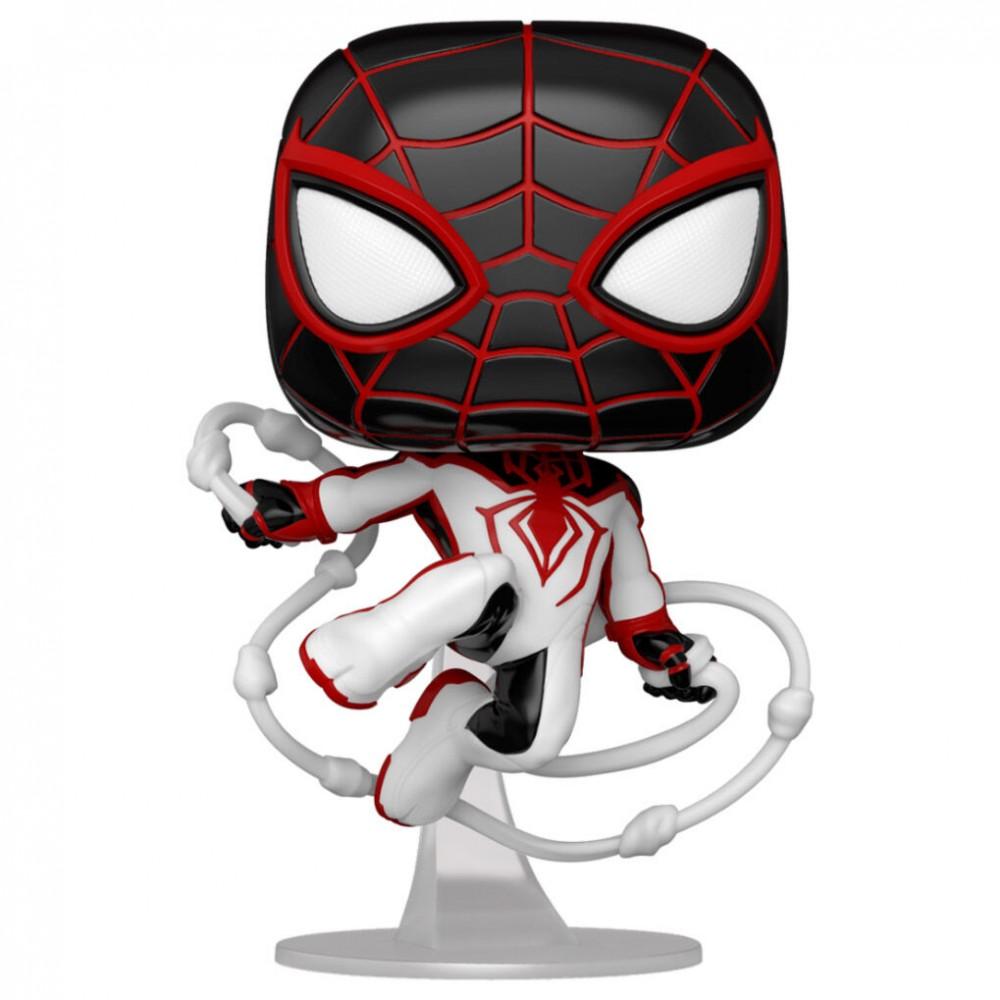 Funko POP! Spiderman Miles Morales - Miles Morales Track Suit