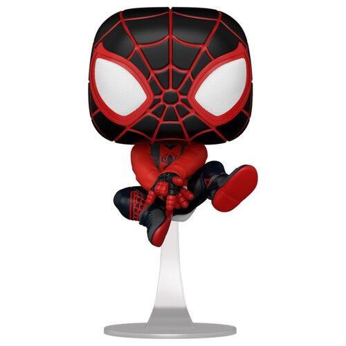 Funko POP! Marvel Spiderman Miles Morales Bodega Cat Suit