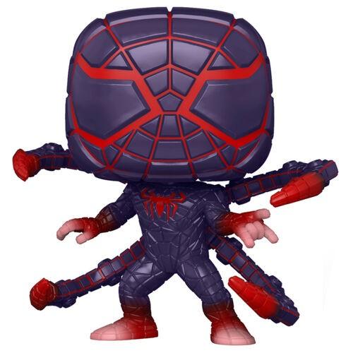 Funko POP! Marvel Spiderman Miles Morales Programmable Matter Suit