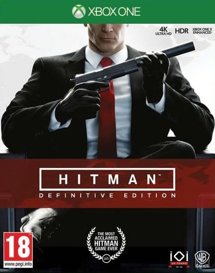Hitman Definitive Edition [Xbox One]