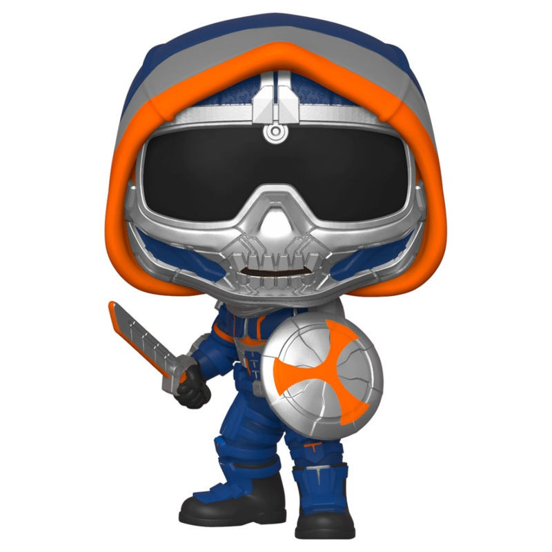 Funko POP! Black Widow Taskmaster with Shield