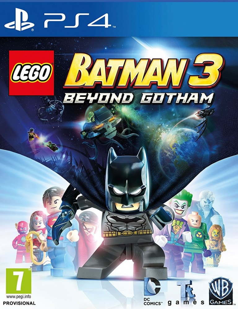 Lego Batman 3 Beyond Gotham [PS4]