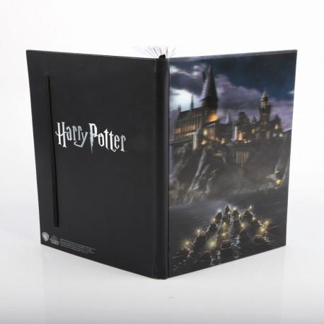 Harry Potter 3D zápisník Hogwarts Castle