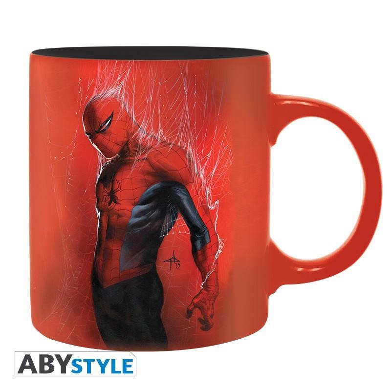 MARVEL - Hrnek - 320 ml - Spider-Man