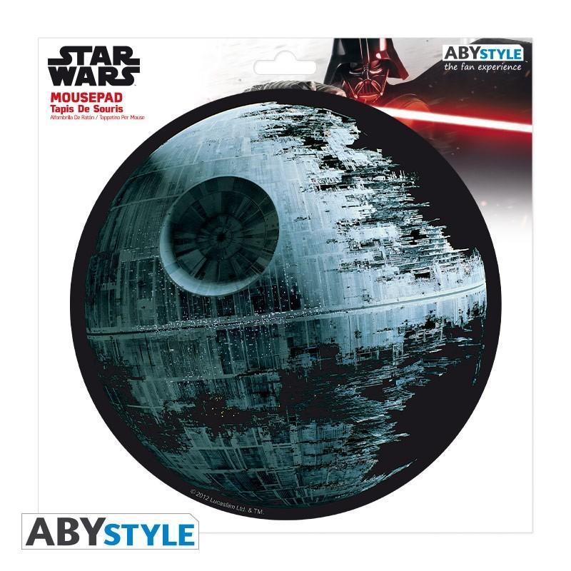 STAR WARS - Flexibilní podložka pod myš - Hvězda smrti