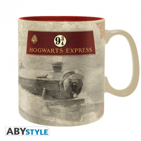 "HARRY POTTER - Hrnek - 460 ml - ""Bradavický expres"""