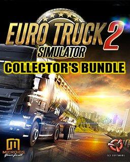 Euro Truck Simulátor 2 Collectors Bundle